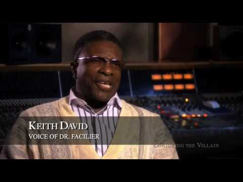 Keith David - Princess and the Frog Featurette fragman