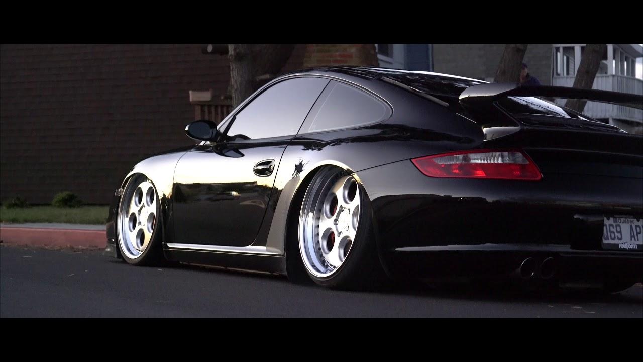 Porsche 911 996 >> Porsche 997 | Rotiform DIA - YouTube