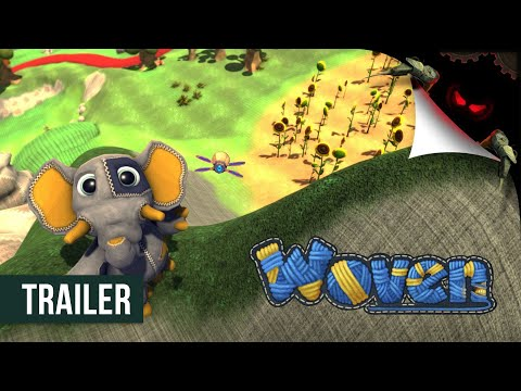 Woven - gameplay trailer #1
