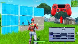 THE BEST BUTTON TO EDIT FASTER IN FORTNIte! - Ps4 and Xbox