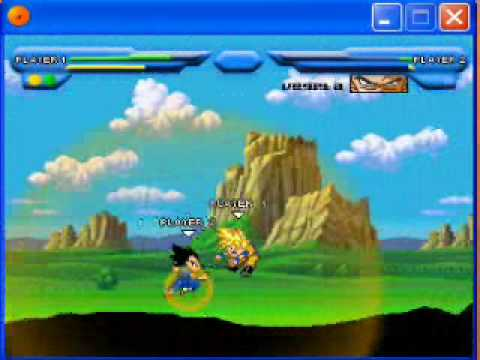 dragon ball z mini boutoden warriors