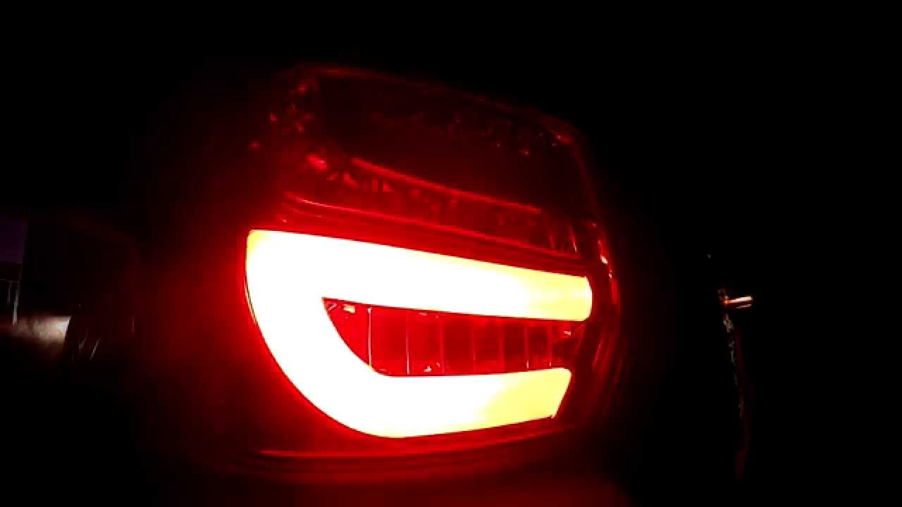 Subaru Xv Crosstrek Depo Led Taillights Youtube