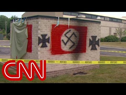 Dramatic spike in anti-Semitic incidents in US