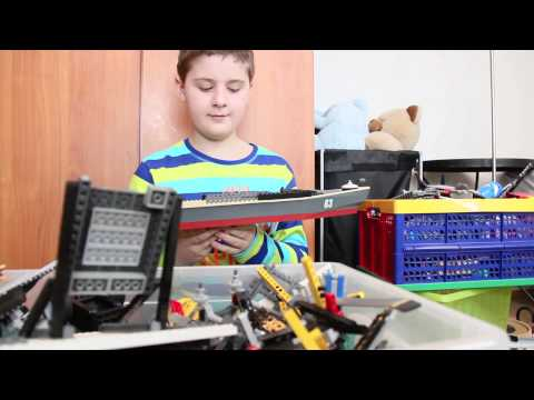 An insight into autism in LEGO challenge from an autistic boy in Iceland