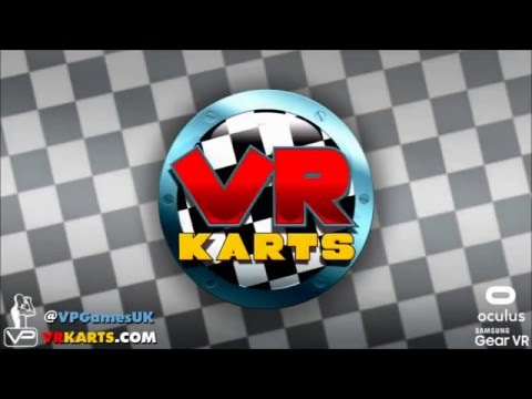 VR Karts - Oculus Rift Launch Trailer