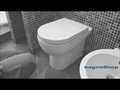 Montaggio Vaso Traslato Azzurra Youtube