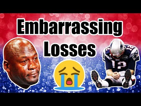Embarrassing Losses Throughout Sports History