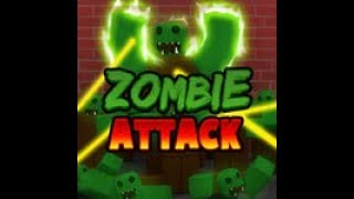 Roblox Zombie Attack Erster Blick