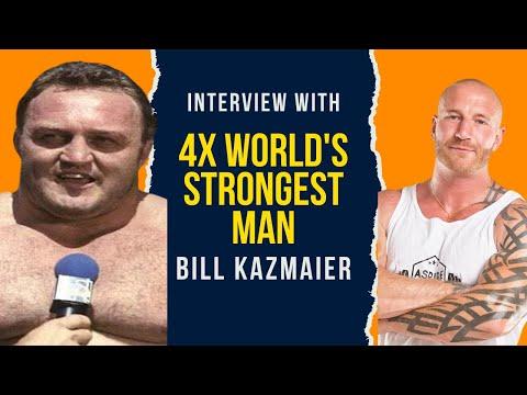 Kaz Speaks - What Can Bill Kazmaier Teach You?
