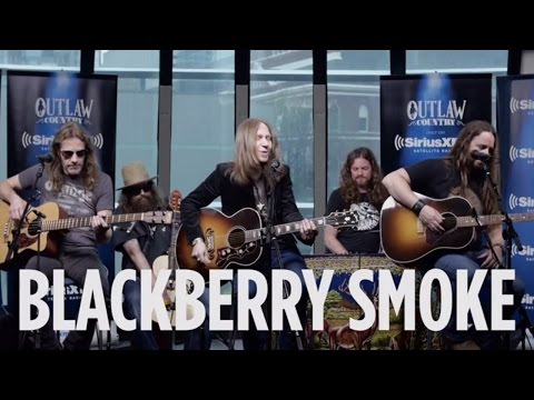 "Blackberry Smoke ""Rock and Roll Again"" Live @ SiriusXM // Outlaw Country"