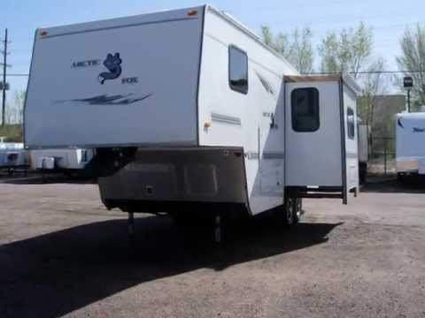 2003 Arctic Fox 5th Wheel 245n For Sale Ur1206 Youtube