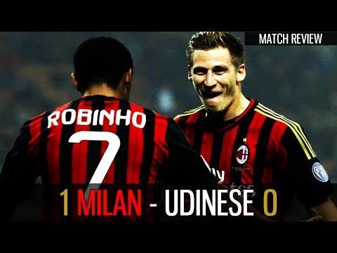 Milan vs Udinese 1-0 (2013/14 Serie A   Matchday # 8) Match Review