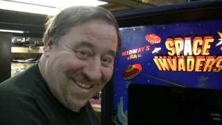 #441 Bally Midway SPACE INVADERS Arcade Video Game updated Color Monitor! TNT Amusements