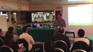 Google e Le Penalizzazioni - Marco Salvo - SEO Training Palermo 2012