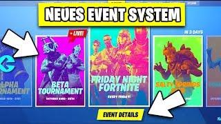 Neues Event System 😱 Neues UPDATE kommt | Fortnite Saison 6 Deutsch German