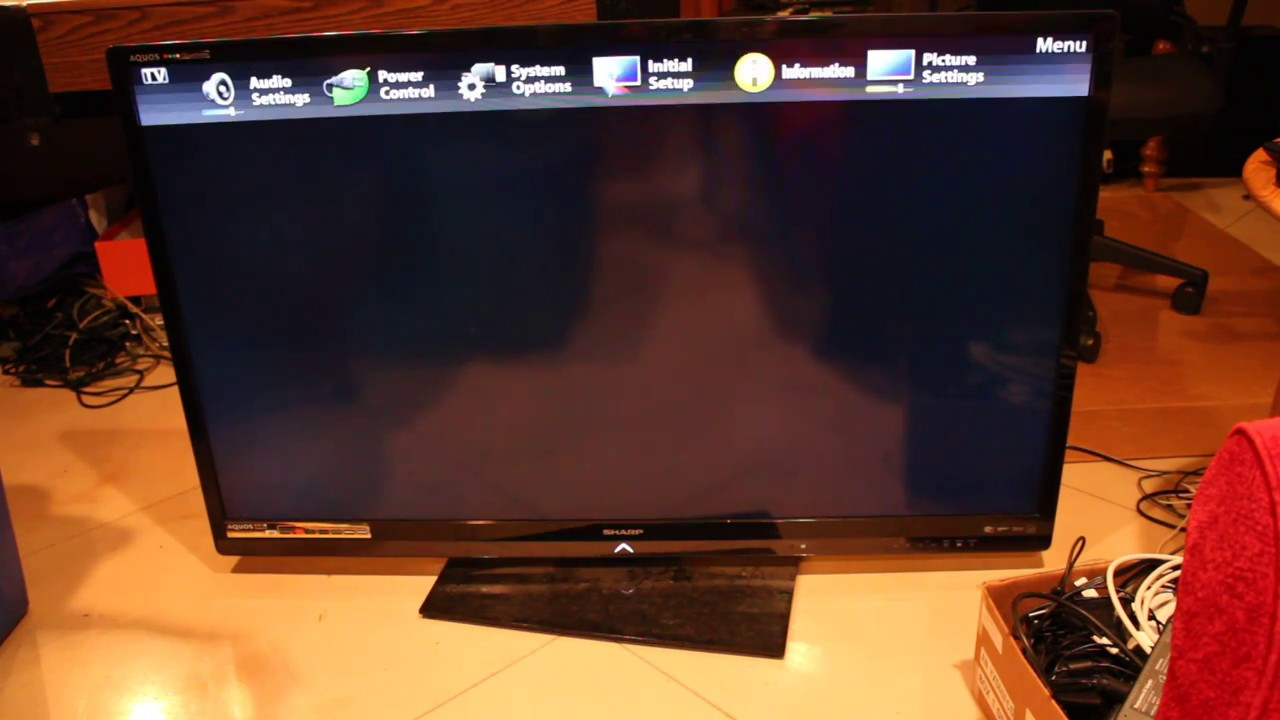 DRIVERS UPDATE: SHARP LC-70LE845U SMART TV