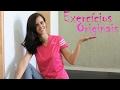 Série: Exercícios Originais de Pilates - PARTE 1