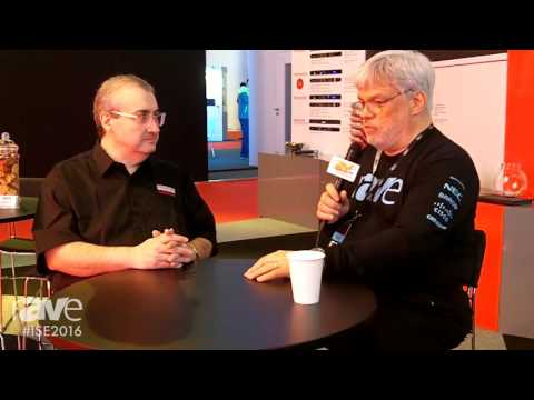 ISE 2016: Joel Rollins Interviews Tim Brooksbank, Chairman of Calibre UK