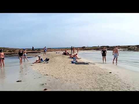 NISSI BEACH AGIA NAPA CYPRUS