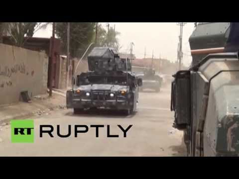 Iraq: Army continues to battle remaining IS fighters in Fallujah