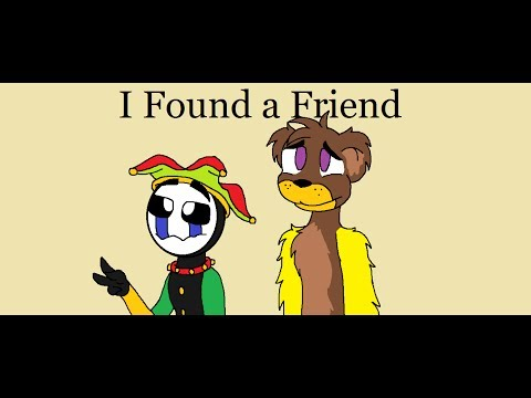 I Found A Friend (FNAF Comic)