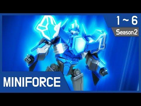 Miniforce Season2 Ep1~6