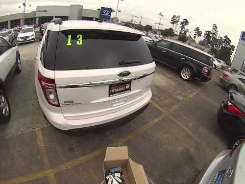 Round 2: Morning Dealership Start Ups via GoPro @ Humble Hyundai (Houston, TX)