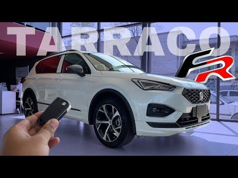 Nuevo SEAT TARRACO FR 2021- Introducción Ficha Técnica