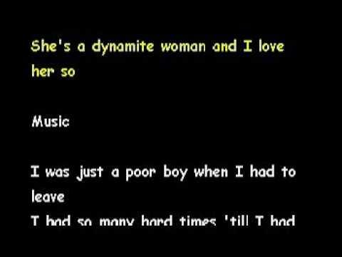 Dynamite Woman Sir Douglas Quintet
