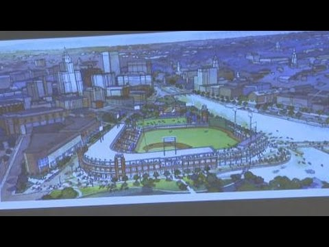 Red Sox Present Downtown Providence Ballpark Plans