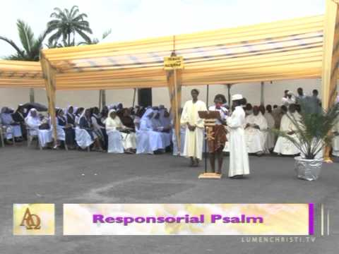 Responsorial Psalm Onitsha