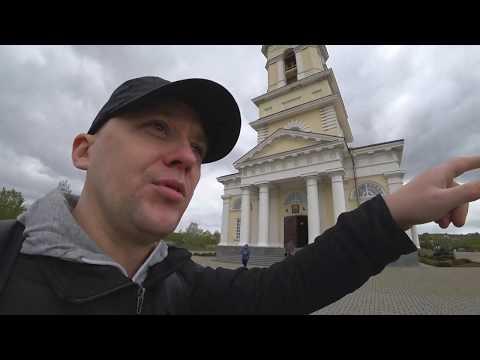 Невьянск. Наклонная башня.