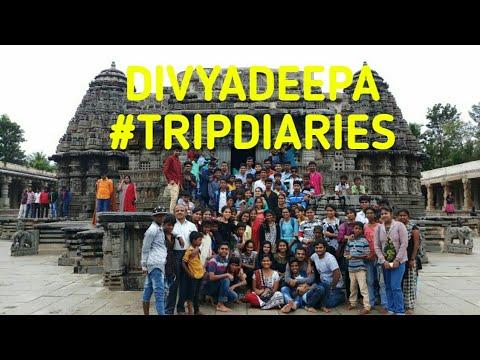 Divyadeepa NGO National Institute of Engineering Mysore Trip 2017