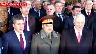 Российский сенатор Клинцевич об узбекских, таджикских ветеранах войны в Афганистане.