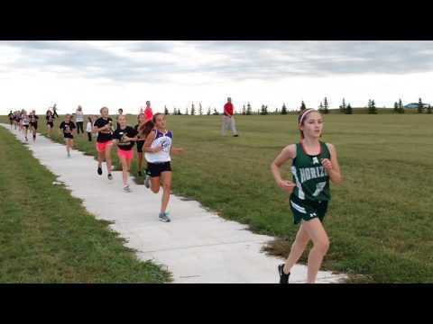 6th Grade Girls Cross Country Meet