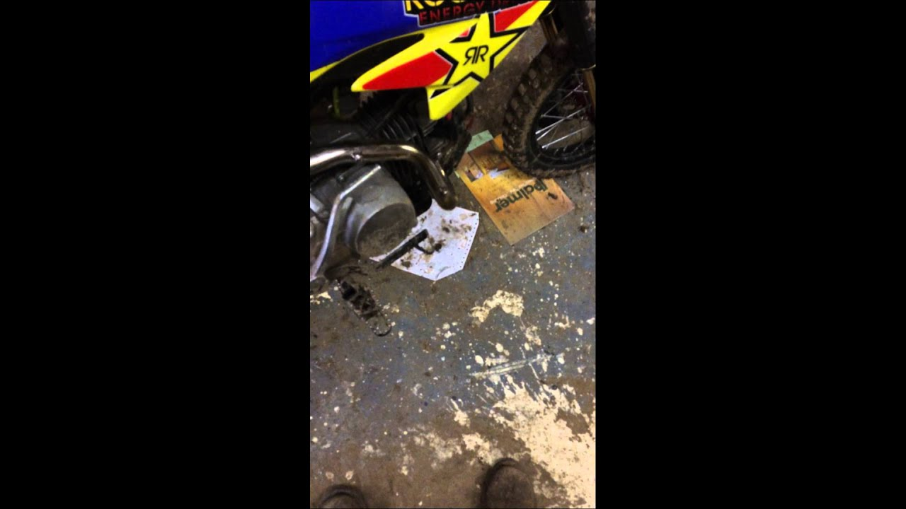 Stomp Lifan 140cc engine For sale