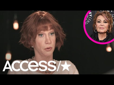 Kathy Griffin On Roseanne Barr's Racist Twitter Outburst: 'She Drank The KoolAid'