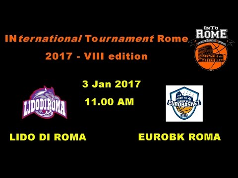 Lido Di Roma - EuroBasket Roma