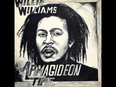 Willie WilliamsArmagideon Time