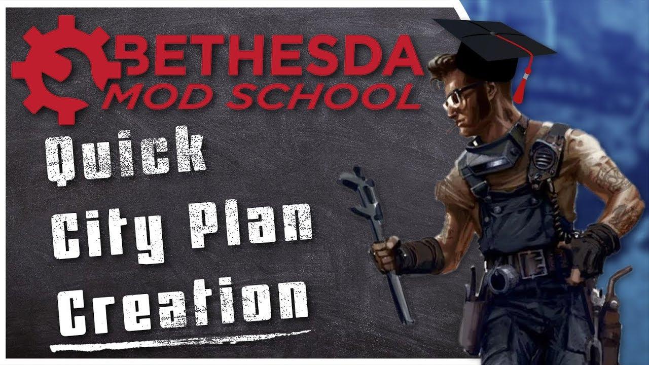 Bethesda Mod School: Scripting 101 - Deployable Turrets Mod