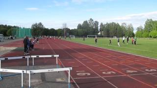 Vattenfall-seuracup 18.6.2014, T13 60 m