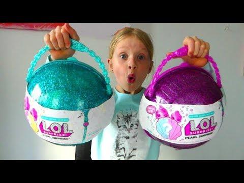 Poup 233 E Lol Pearl Surprise Blau Amp Pink Youtube