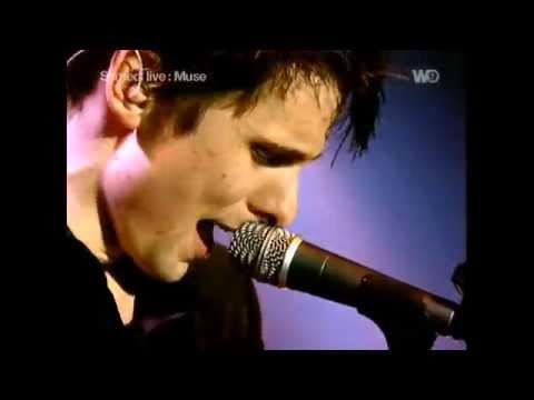 Muse - Showbiz, Astoria 2000