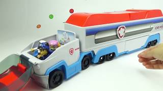 Щенячий патруль сюрпризы и игрушки для детей