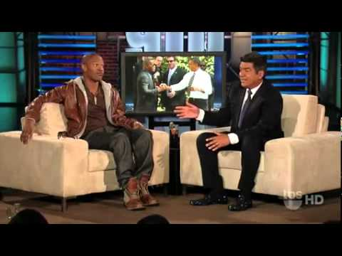 Jamie Foxx Lopez Tonight Interview 11/2010