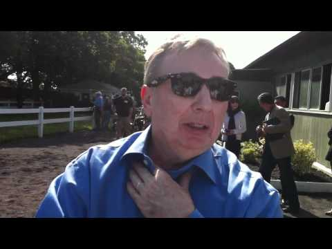 Belmont Stakes Comments from J. Paul Reddam