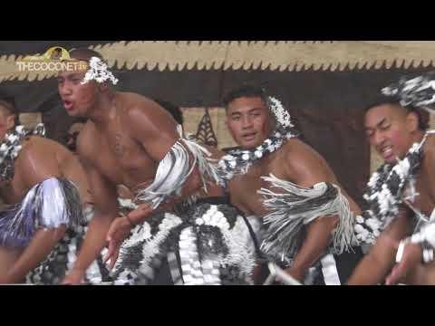 Polyfest 2018 - Tonga Stage:  Wesley College Taufakaniua