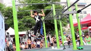 Street Workout   2015 街頭健身台北站