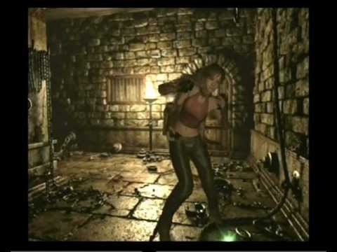 Resident Evil 0 Death Scene Rebecca Killed By Monkey Funnydogtv
