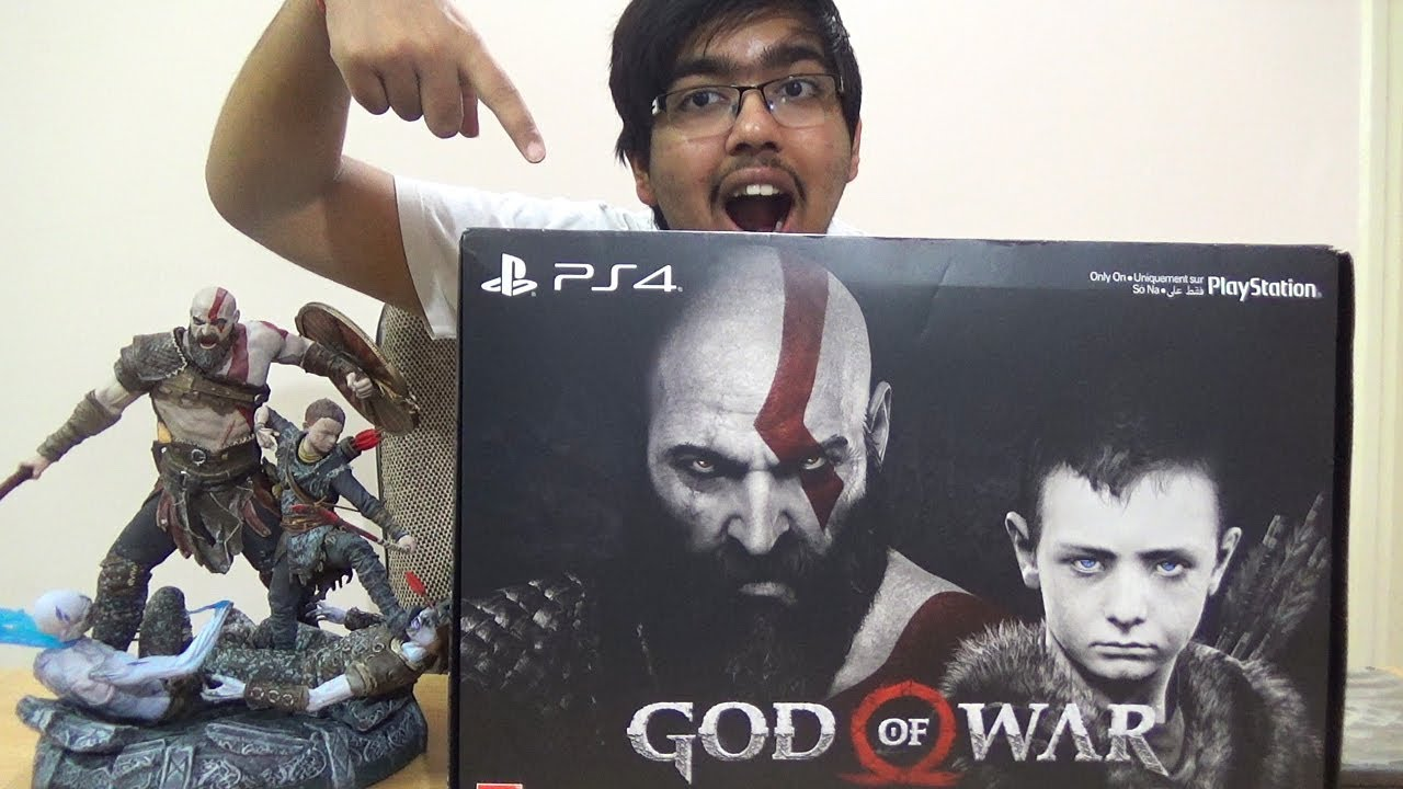 Ps4 god of war edition india | God of War Limited Edition PS4 Pro